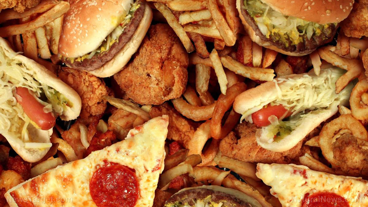Image: Numerous studies concur: Eating processed food results in chronic, degenerative disease