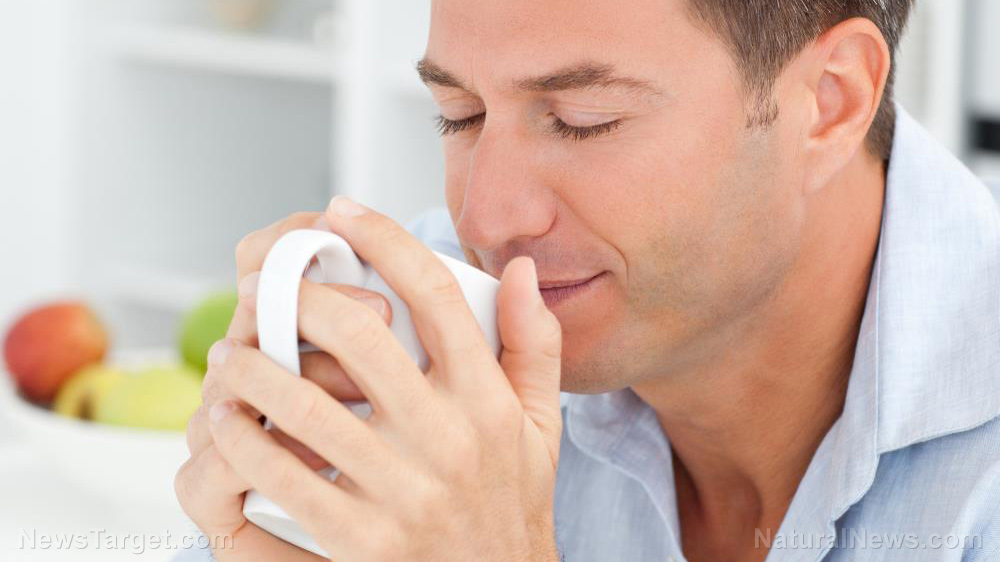 Image: The scent of health and happiness: Why you should start smelling your coffee