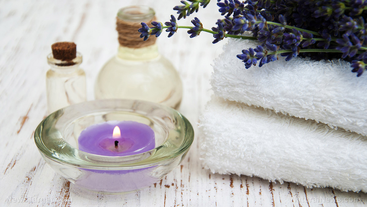 Image: Use of lavender before an operation has been found to reduce anxiety in surgery patients, improving outcomes according to new study