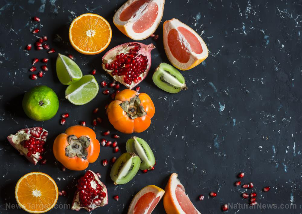 Image: Research shows that eating citrus fruits can reduce stroke risk