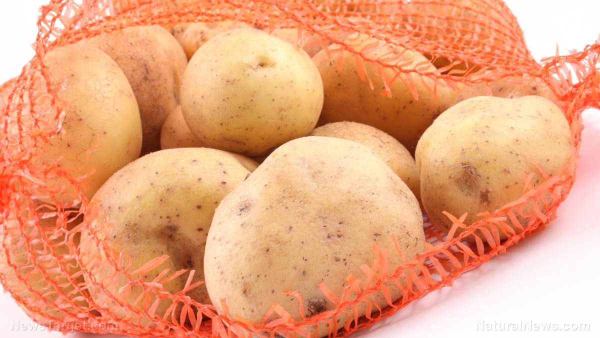 Image: All hail the king of comfort foods: The benefits of organic potatoes