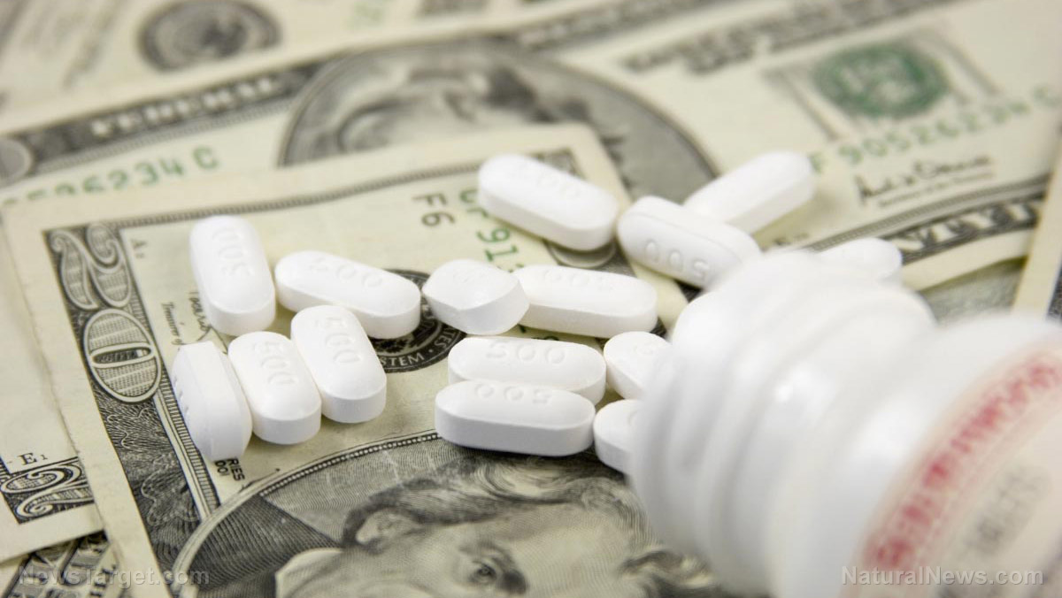 "Image: Big Pharma greed strikes again: ""Life-changing"" thyroid pill manufacturer spikes price by 5,000%"