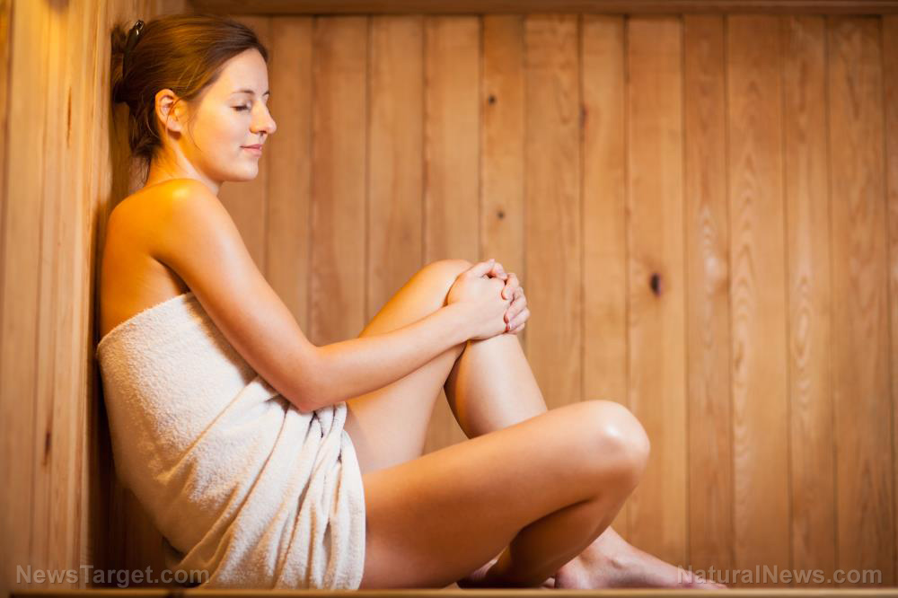 Image: Regular sauna bathing reduces your risk of vascular disease and mental health disorders, according to new study