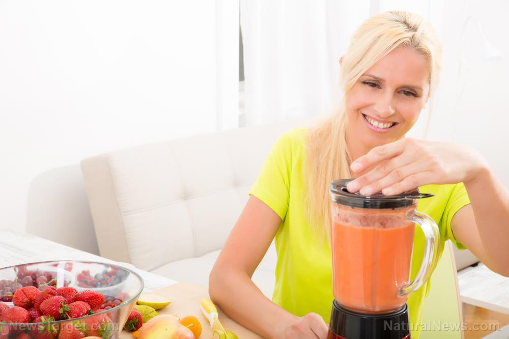 Stay healthy this winter with a Supercharged Immunity Smoothie
