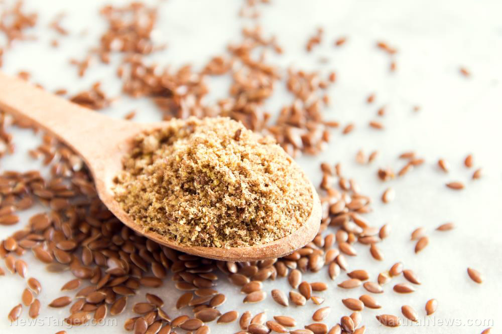 Image: Flaxseed oil provides long-lasting pain relief in patients with knee osteoarthritis