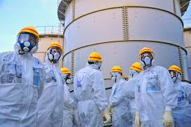 Image: Japan announces new plan to drain radioactive Fukushima water DIRECTLY into the Pacific Ocean