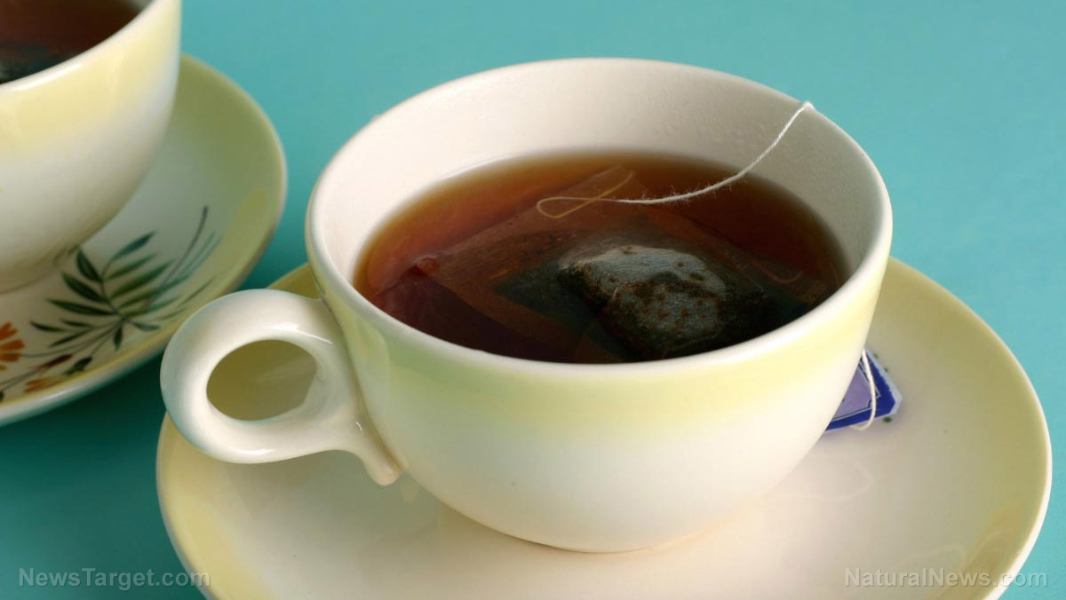 Image: Drink more black tea to prevent this common sexually transmitted disease
