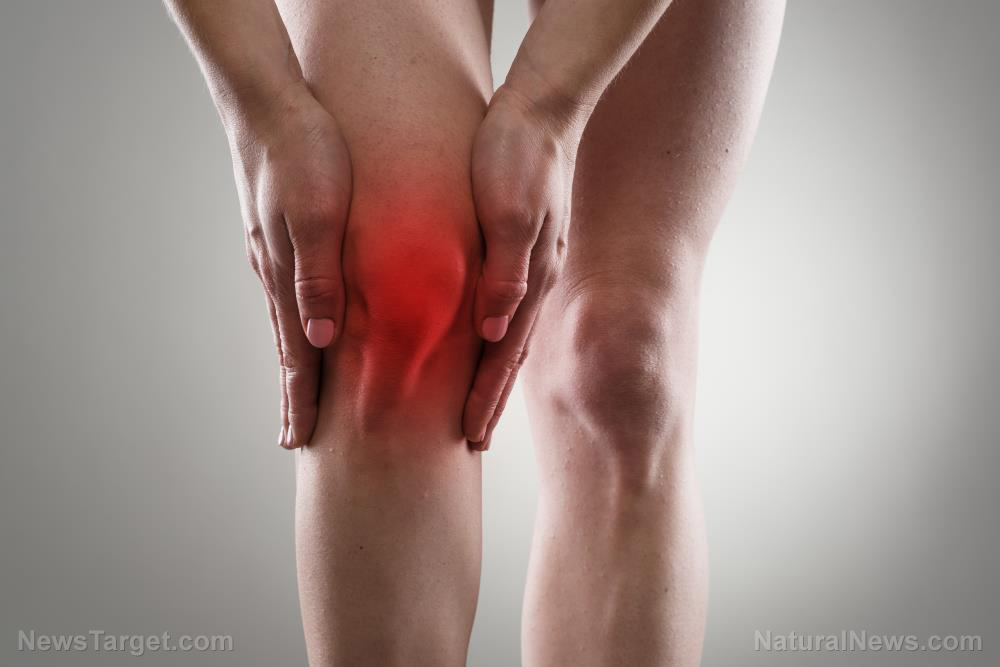 Image: Homeopathic remedies for tendonitis