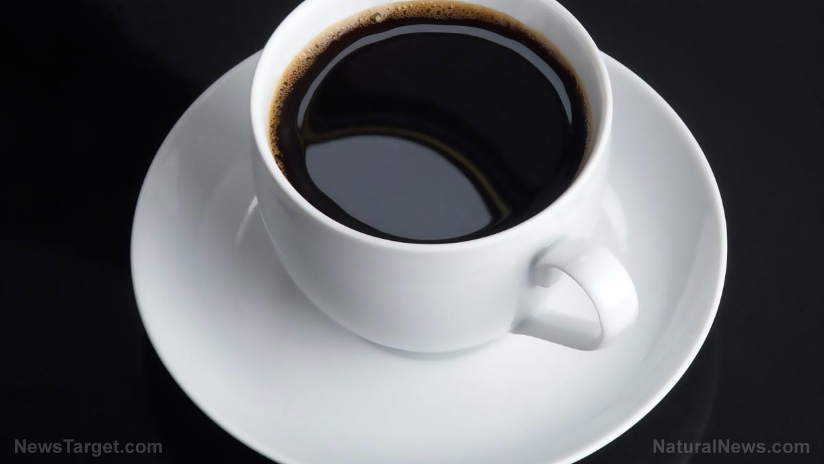 Image: Coffee makes your brain younger: Research shows that by normalizing stress hormones, coffee reverses memory deficits