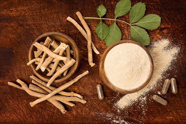 Image: Study reveals the powerful pain-relieving properties of ashwagandha