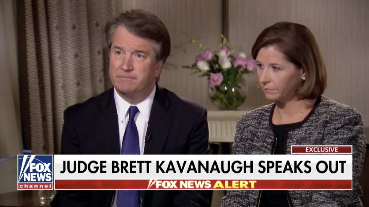 "Image: Round 2: If Dems win back the Senate, Feinstein wants to ""investigate Brett Kavanaugh"" all over again"