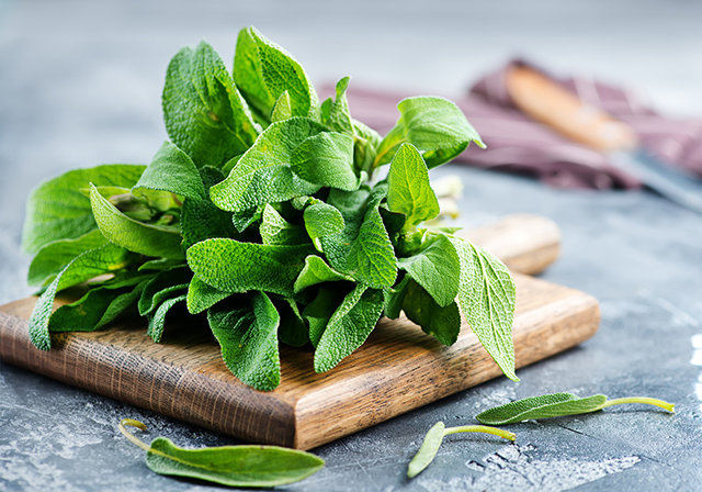 Image: Sage extract may act as a natural preservative in the meat industry