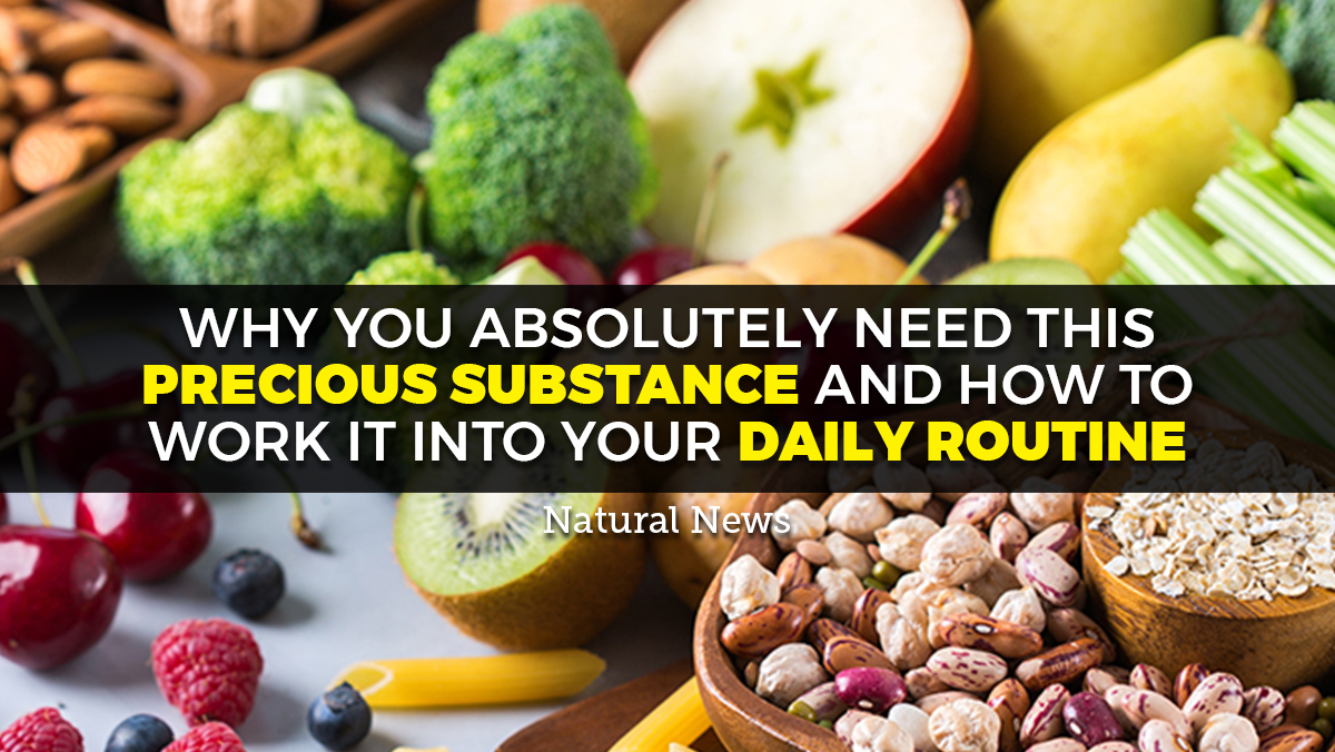 Image: Why you absolutely need this precious substance and how to work it into your daily routine