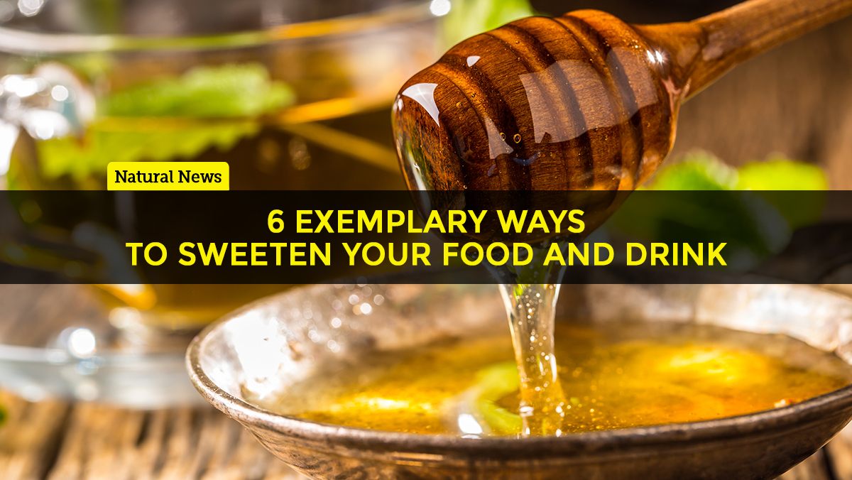 Image: Six health-conscious ways to sweeten your food and drink