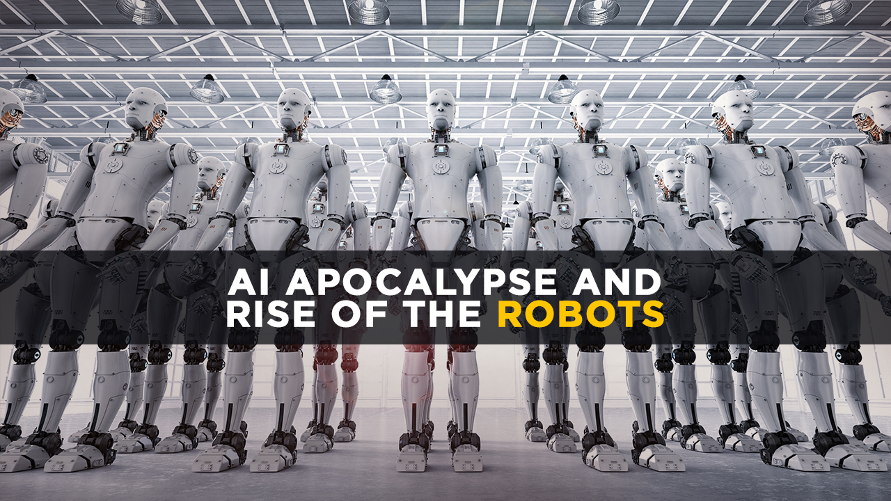 Image: Customer service, retail and warehouse jobs to be obsolete: Experts predict 1 in 5 jobs will be lost to robots in the next decade