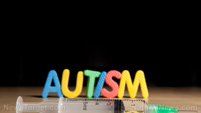 Image: Stunning finding reveals autism is highest in areas with the highest vaccination rates