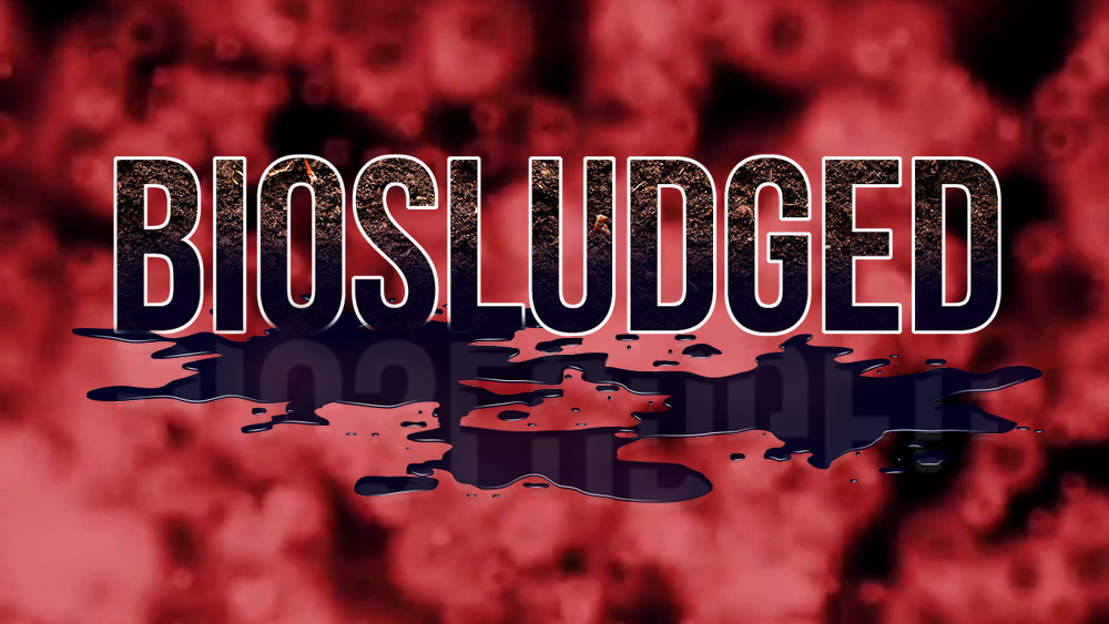 Image: Biosludged full movie launches Wednesday, Nov. 28th: See trailer 2 here, and prepare to be shocked