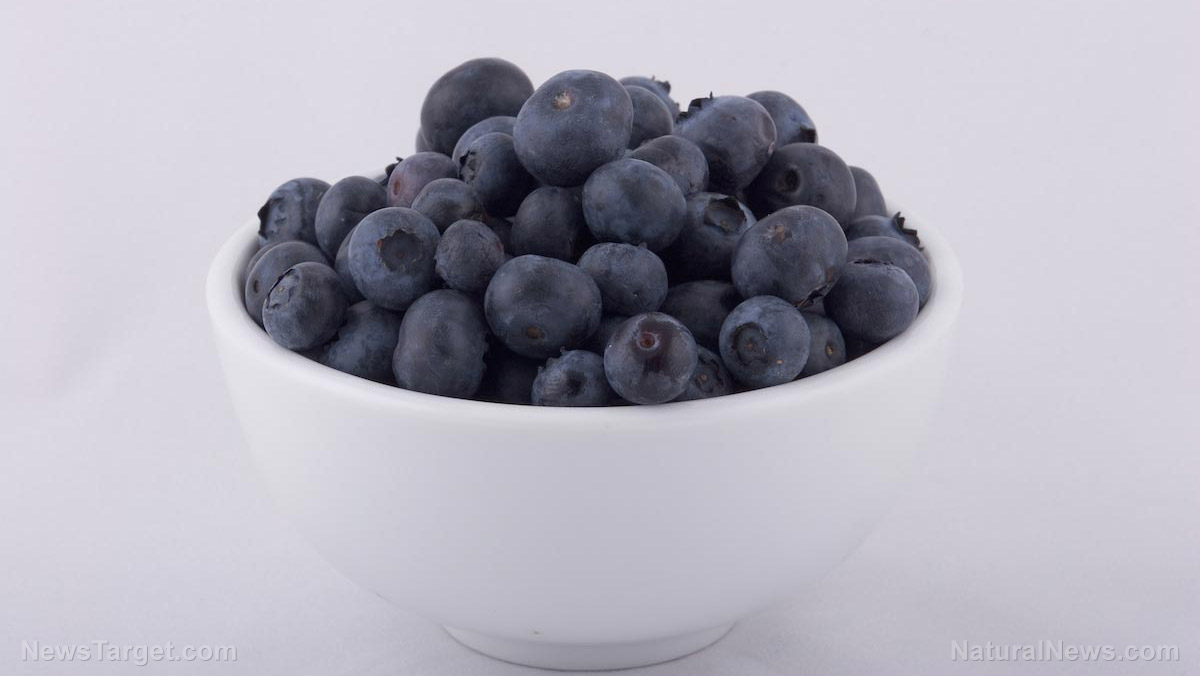 Image: Blueberries prevent chronic disease by reducing inflammation in your body