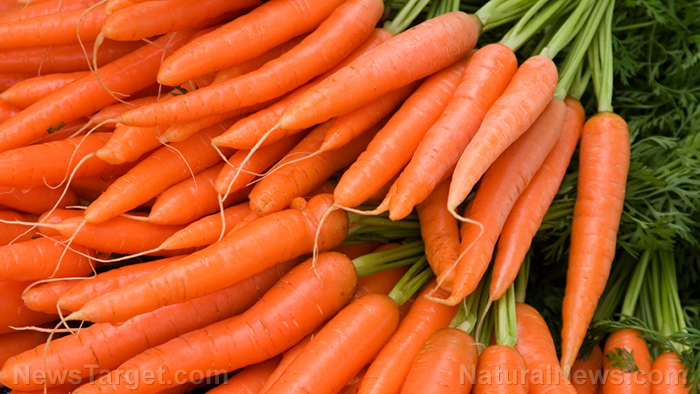 Image: Carrots are the best veggies to eat for eye health