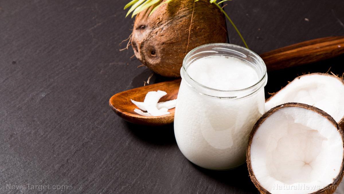 Image: Virgin coconut oil improves your lipid profile