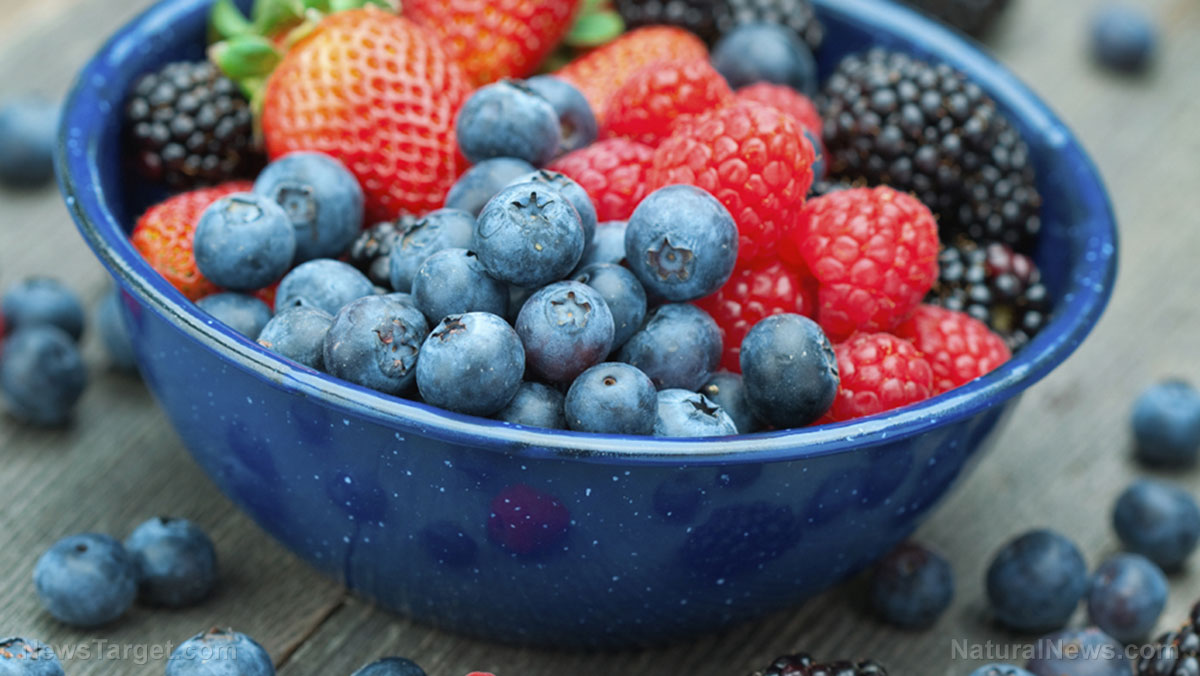 Image: Scientists find that eating more berries is a powerful way to avoid diabetes