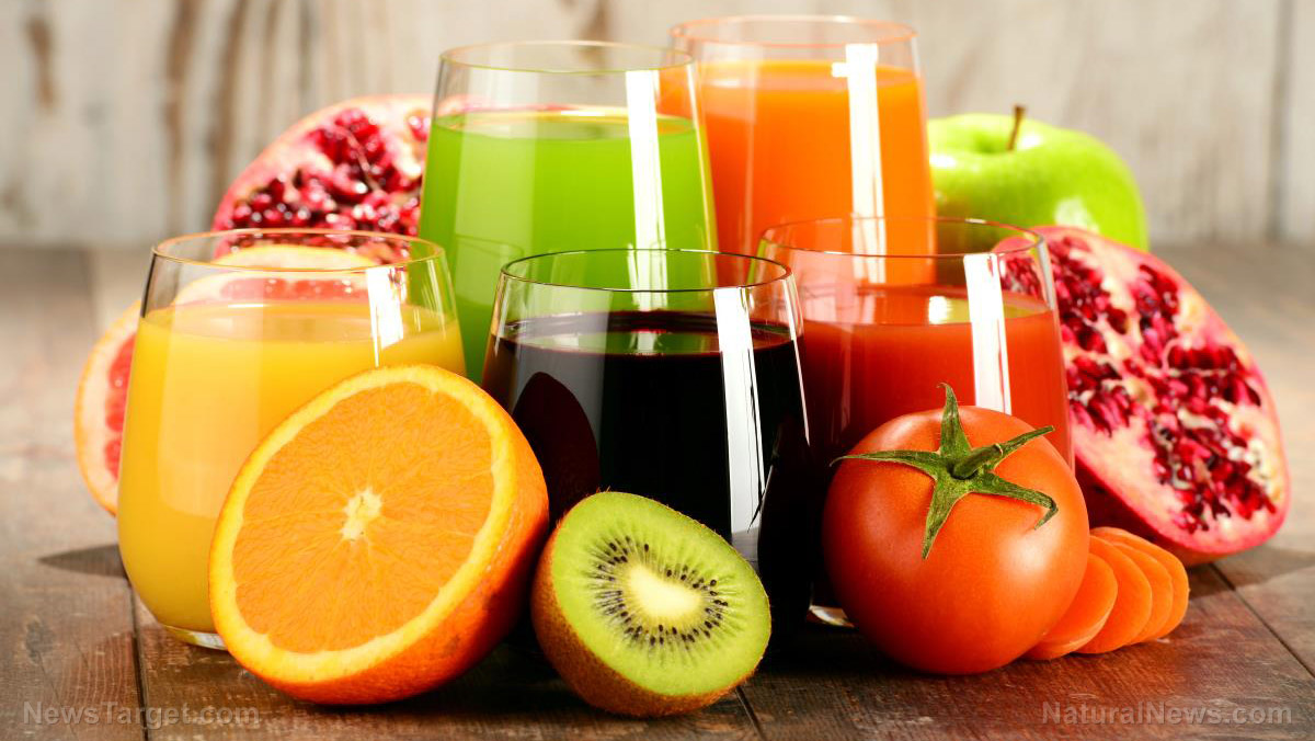 Image: Encapsulated fruit and vegetable juices found to improve inflammation, blood lipids, weight in the obese