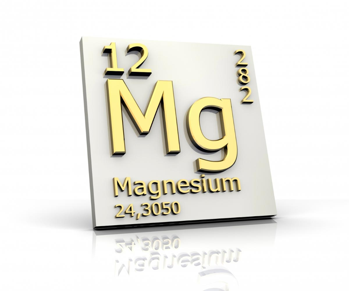 Image: Magnesium is an essential nutrient for bone health