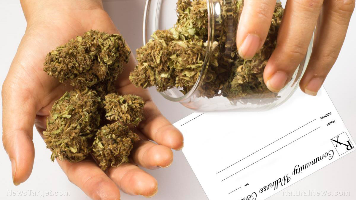 Image: Marijuana laws in New Jersey are loosening restrictions in the wake of a young boy's tragic death to rare cancer