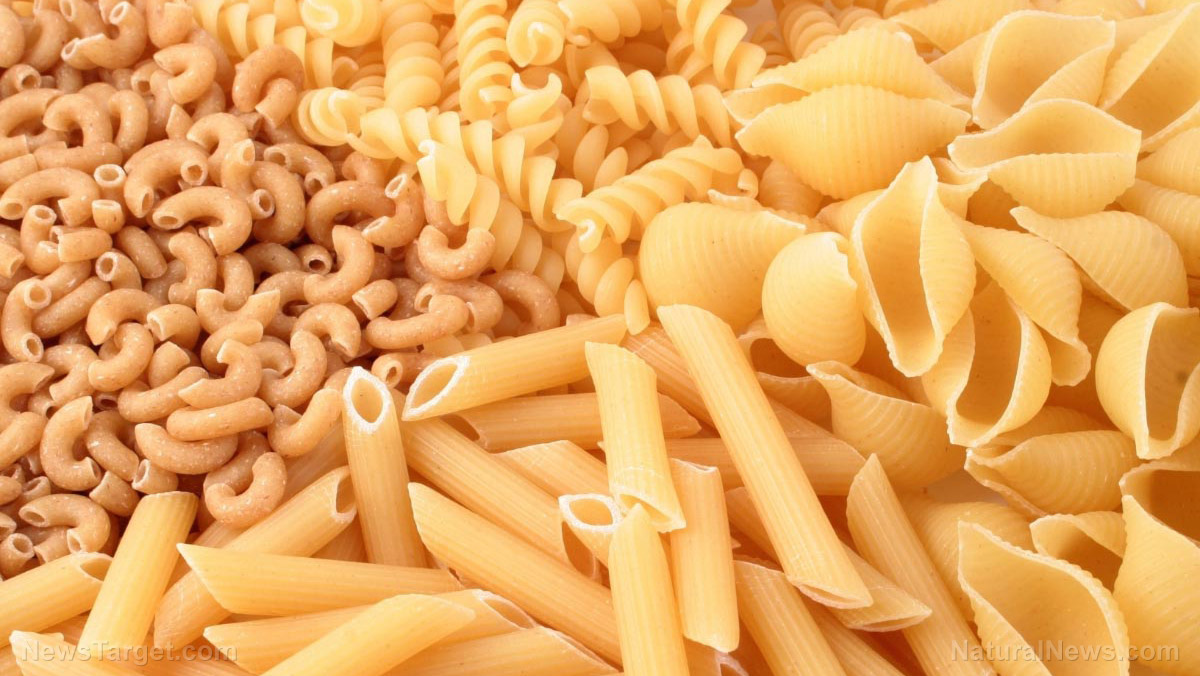 Image: Eating pasta made from oat powder is a delicious way to increase fiber intake