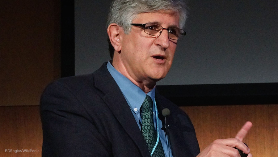 "Image: Paul Offit, the de facto salesman for the global vaccine industry, admits that vaccinations are ""violent acts"""