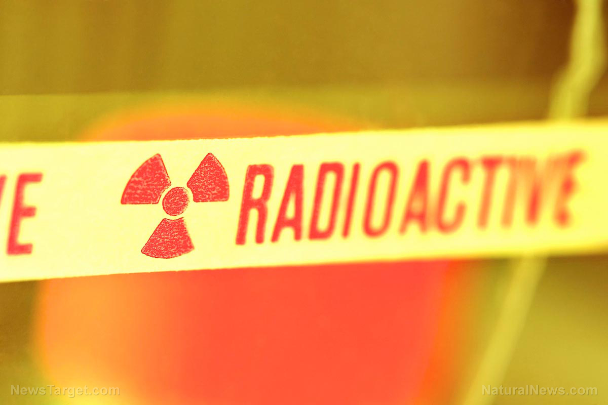 Image: Radioactive contamination detected outside plutonium plant