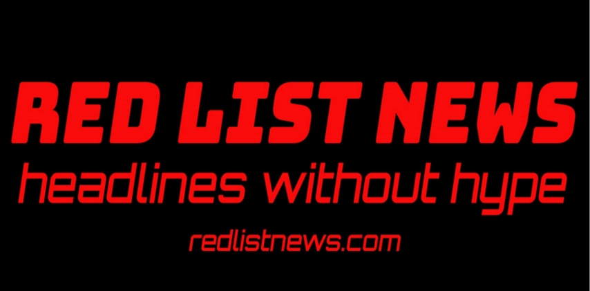 Image: Red List News: Gender-neutral Bible, RF trackers, SCOTUS updates