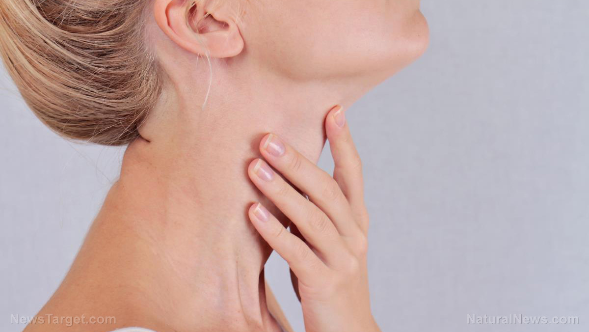 Image: How to remedy thyroid problems naturally