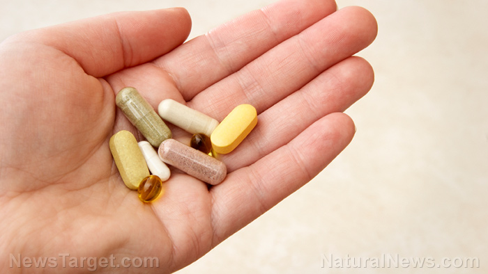 Image: Natural supplements that treat sleep disruptions and menopause symptoms