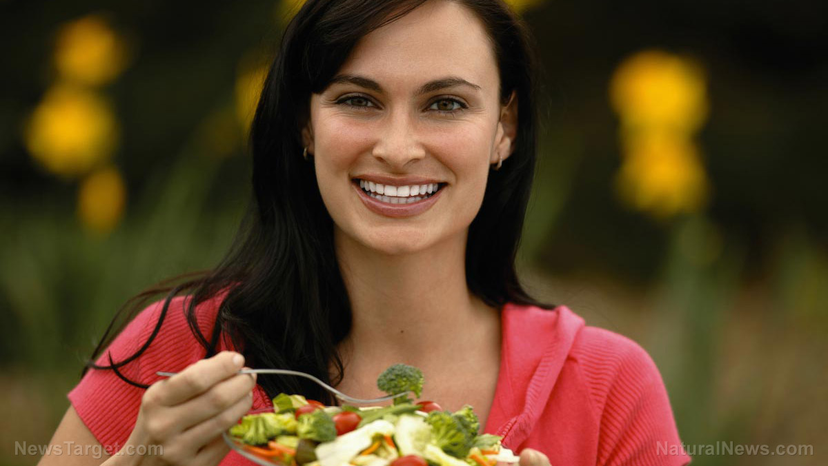 Image: Enjoy your meals: Taking pleasure in what you eat is good for your diet and overall health