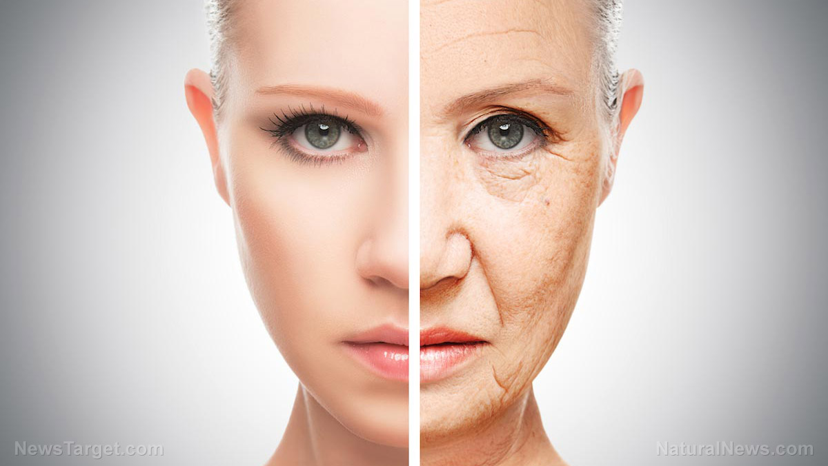 Image: Indulge a little, but too much shows: Heavy drinking and smoking are linked to visible signs of aging, skin damage