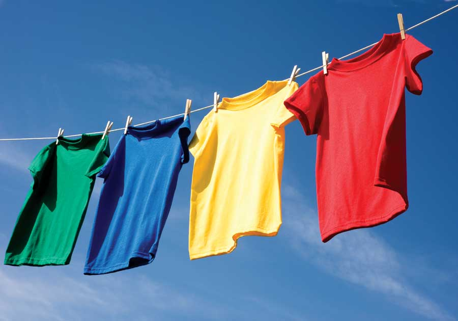Image: Prepping basics: How to wash your clothes without electricity
