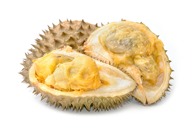 Image: All the health benefits of durian fruit without having to eat it – researchers have discovered its promise as a probiotic