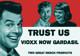 "Image: Merck named in ""fraud, deceit and negligence"" accusation regarding Gardasil safety problems"