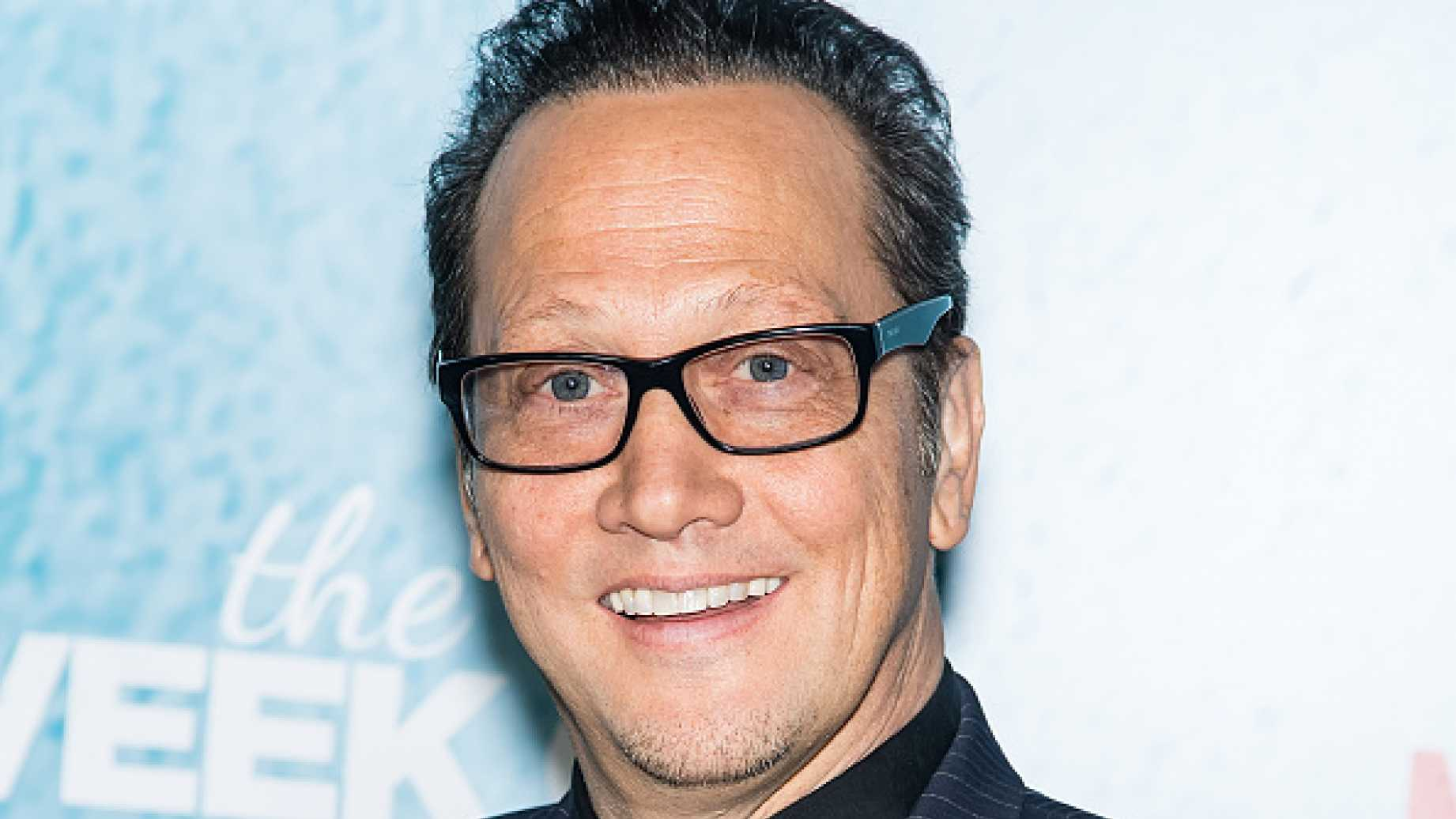 "Image: Rob Schneider strikes back against the destructive ""comedy"" of left-wing politics (which is really just a HATE parade)"