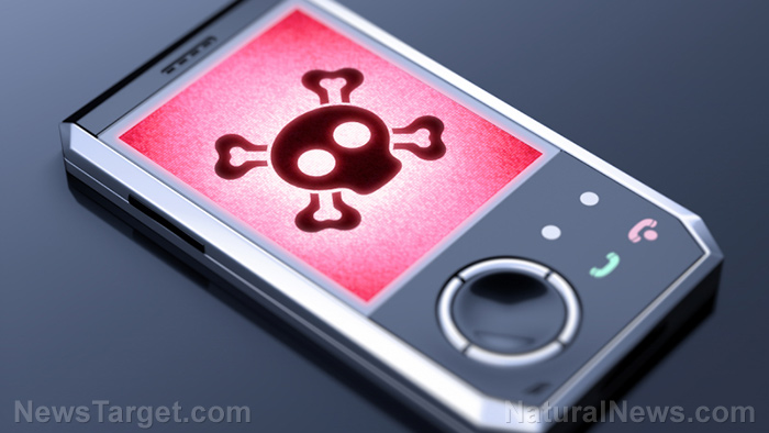 Image: 5 Ways to protect yourself from cell phone radiation