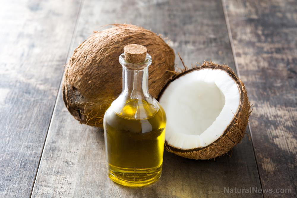 Image: Caprylic acid, a nutrient found in coconut oil, kills persistent Candida biofilms