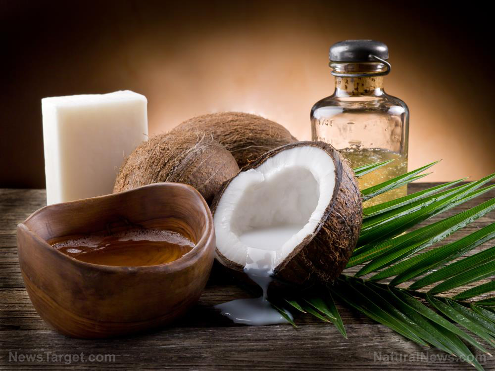 Image: Coconut oil is a versatile and natural antioxidant that can be used in food preservation