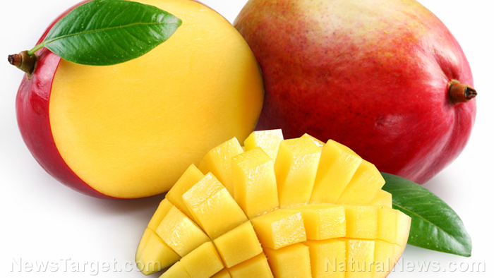 Image: Mangoes are powerful natural antidepressants, scientists discover