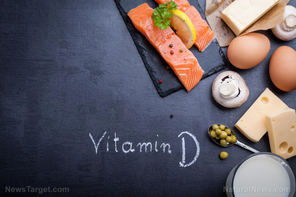 Image: Supplementing with vitamin D can promote weight loss, study finds