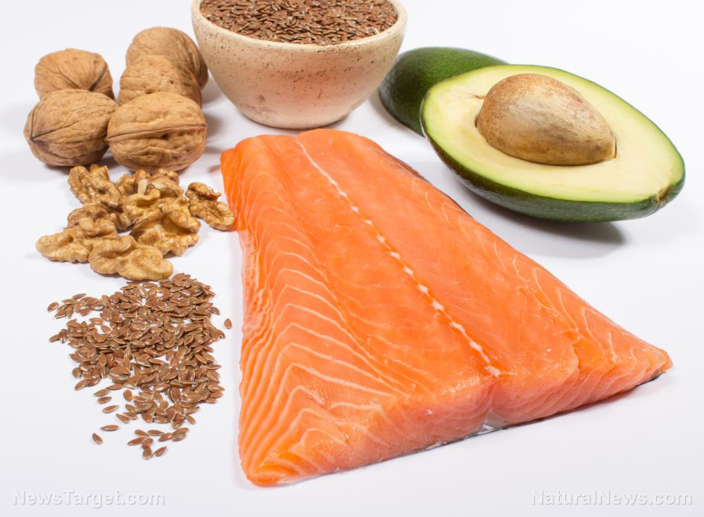 Image: Omega-3 fatty acid consumption associated with lower risk of early death