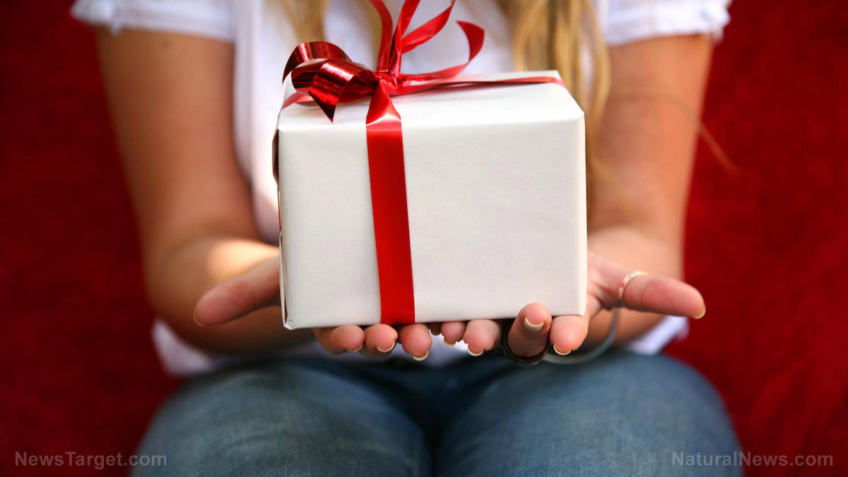 Image: Connected but isolated: Experts say that more people just want to give birthday gifts online rather than seeing them in person
