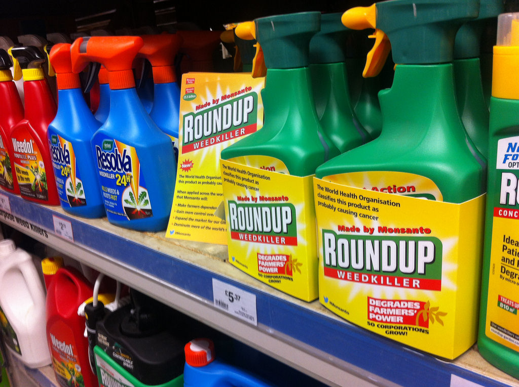 Image: Independent research confirms that rampant glyphosate use has contributed to the increase in chronic diseases worldwide