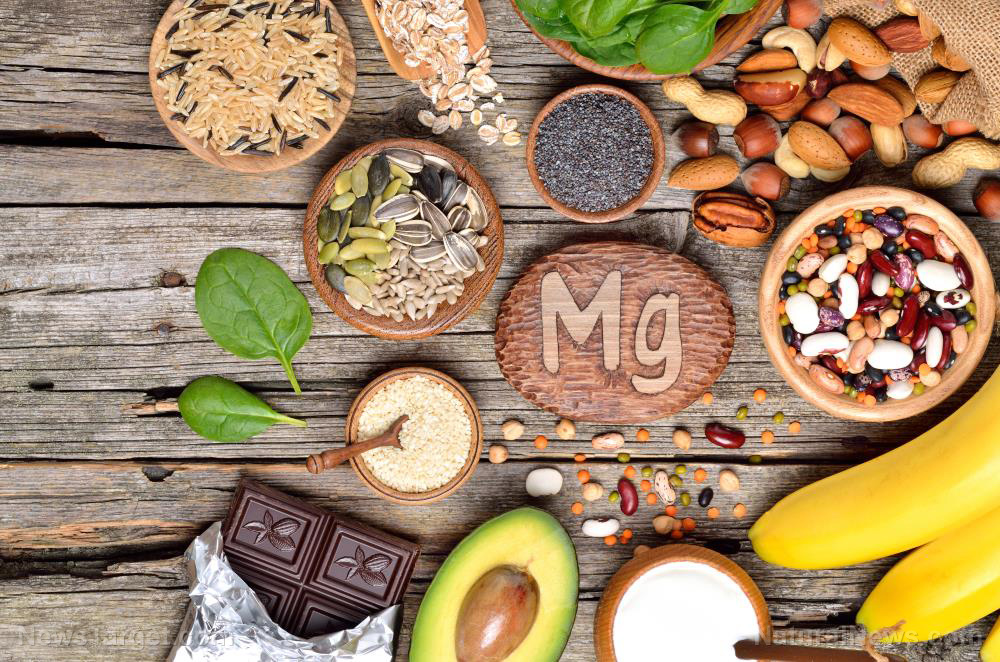 Image: Magnesium is essential for muscle health and recovery