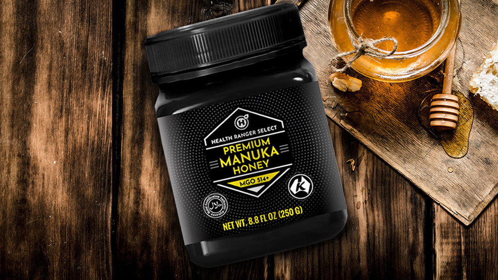 Image: Manuka Honey: Today we're launching a glyphosate-tested, laboratory-verified, high-potency premium raw Manuka Honey for health, first aid and preparedness